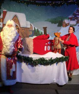 2 января, «Рукавичка Деда Мороза»