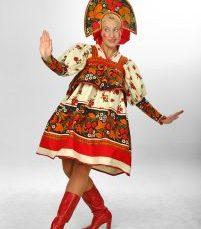 Интерактивный спектакль «Масленица», 26 февраля в 13-00, театр «Луна-Парк»,( в Музее кукол).