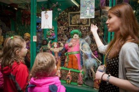 Экскурсии в Петербургском музее кукол