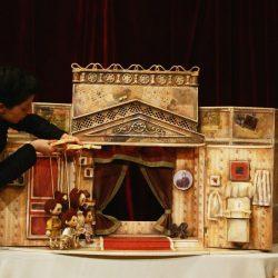 29 октября — спектакль «Сказки Шаляпина» (театр «Без занавеса»)