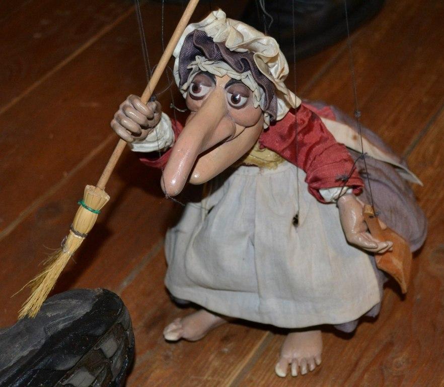 9 января 2018 г. в 16-00 Спектакль «Дуду и друзья» (театр марионеток «Деревянная лошадь») (5+
