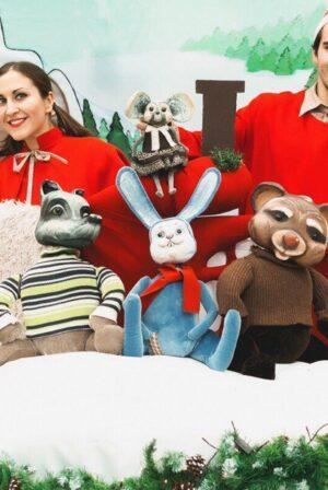 4 января 2018 г. в 16-00. Спектакль «Рукавичка Деда Мороза» (театр «Тутти») (2+)