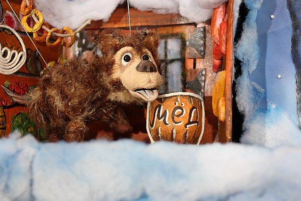 2 января в 16-00 - спектакль «Теремок» от «Театрального ателье «Папины сказки» (2+)
