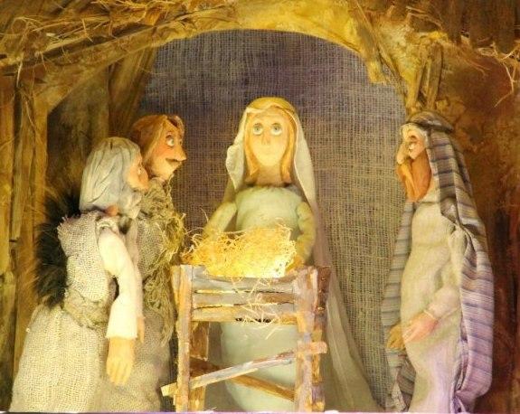 5 января 2018 г. в 14-00 «Рождественский вертеп» (театр «КукАртель») (3+)